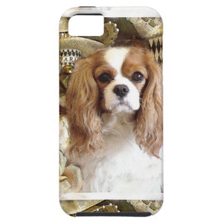 Cavalier King Charles Spaniel iPhone 5 Case