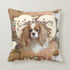 Cavalier King Charles Spaniel Cushion