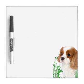 Cavalier King Charles Spaniel Dry Erase Board
