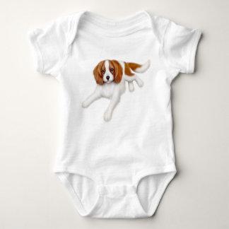 Cavalier King Charles Spaniel Infant Baby Bodysuit