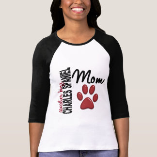 Cavalier King Charles Spaniel Mom 2 T Shirts
