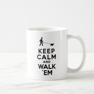 Cavalier King Charles Spaniel Classic White Coffee Mug