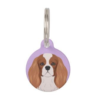 Cavalier King Charles Spaniel Pet ID Tags