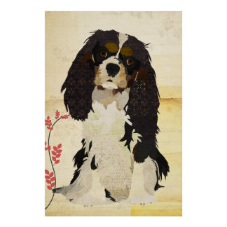 Cavalier King Charles Spaniel Posters