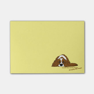 Cavalier King Charles Spaniel - Simply the best! Post-it Notes