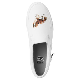 Cavalier King Charles Spaniel Slip-On Shoes