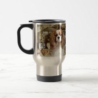 Cavalier King Charles Spaniel Stainless Steel Travel Mug