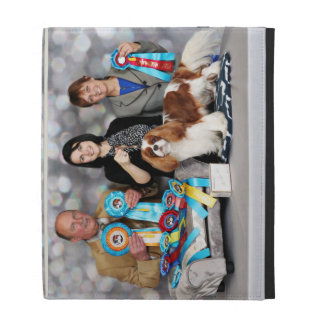 Cavalier King Charles Spaniel - Tommy iPad Folio Cases