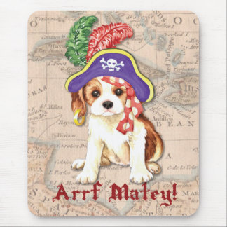 Cavalier Pirate Mouse Pad