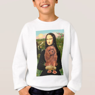 Cavalier (Ruby7) - Mona Lisa Sweatshirt