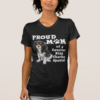 CAVALIER SPANIEL MOM T-Shirt