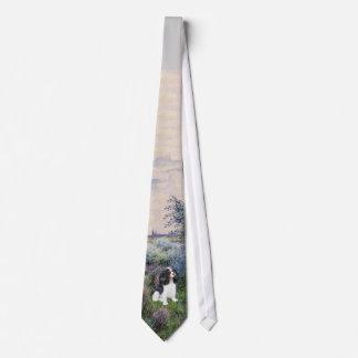 Cavalier (Tri) - By the Seine Tie