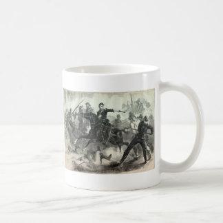 Cavalry charge coffee mug