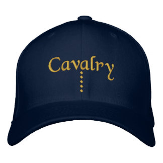 Cavalry Embroidered Hat