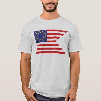 Cavalry Guidon (Flag) - Civil War T-Shirt
