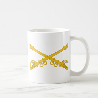 Cavalry Insignia Coffee Mug
