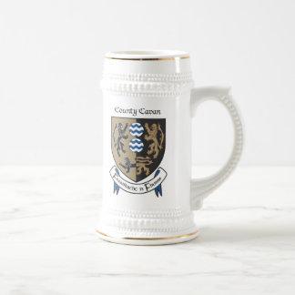 Cavan Beer Stein Mugs
