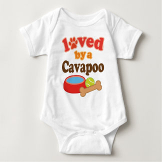 Cavapoo dog Lover Kids t-shirt