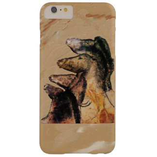 Cave Art: Horse Heads iPhone Case