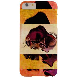 Cave Art: Resting Buffalo iPhone Case