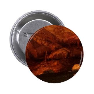 Cave Pinback Button