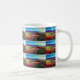 Cave Creek Abstract Coffee Mug
