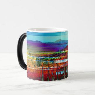 Cave Creek Art Deco Cup