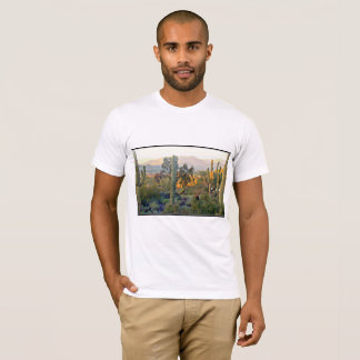 Cave Creek Landscape Men's Tee Shirt
