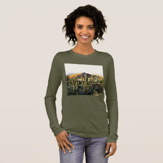 Cave Creek Landscape Women's Tee Shirt
