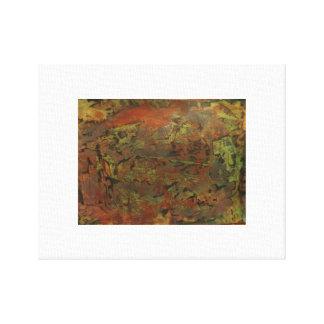 Cave Dwellers Canvas Print