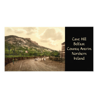 Cave Hill, Belfast, County Antrim Photo Greeting Card