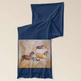 Cave Horses Scarf