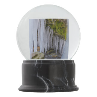 Cave Icicles Snow Globes