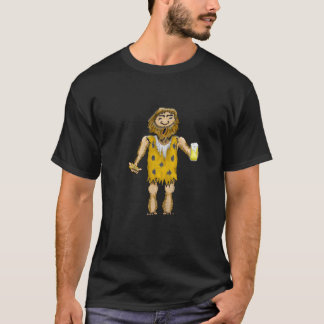 Cave Man Men's T-Shirt
