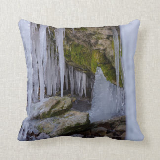 Cave Of Ice Cushion