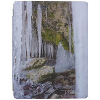 Cave Of Ice iPad Cover