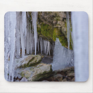 Cave Of Ice Mouse Pad