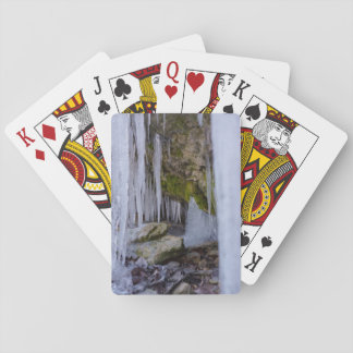 Cave Of Ice Playing Cards