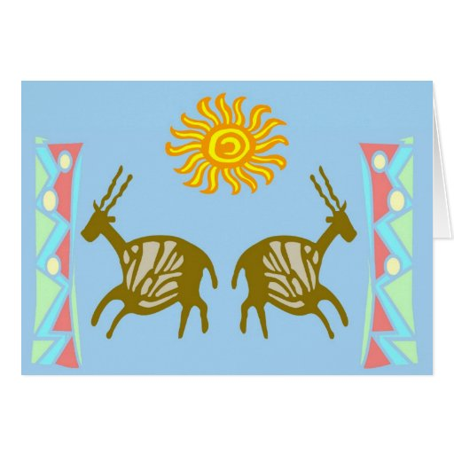 Cave Painting Cards