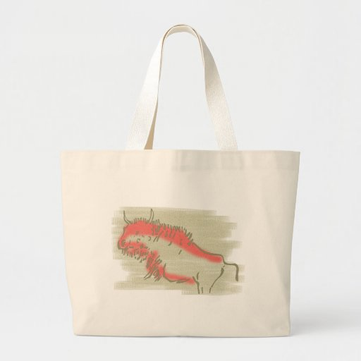Cave painting Cave kind Bags