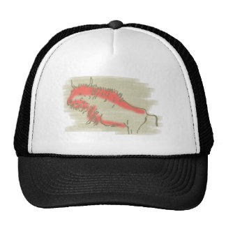 Cave painting Cave kind Hats