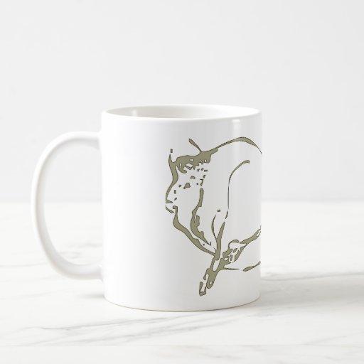 Cave painting Cave kind Coffee Mug