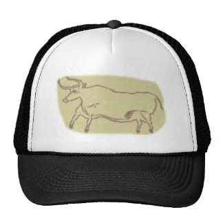 Cave painting cave painting trucker hat