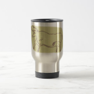 Cave painting cave painting mug