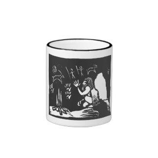 Cave Painting Coffee Mugs