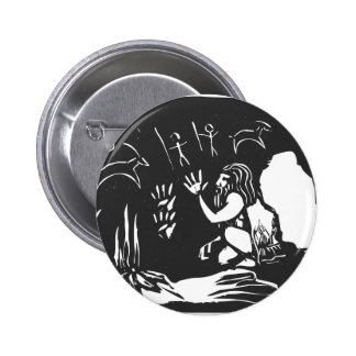 Cave Painting Pin