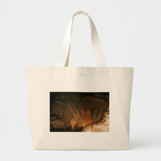Cave Ripple Canvas Bag