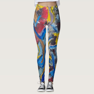Cave Wall Leggings