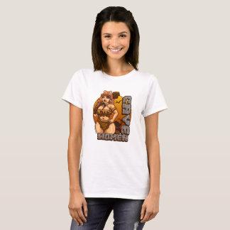 Cave Women Mascot t-shirt design