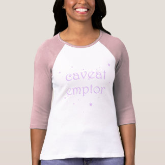 Caveat Emptor - Seize the Day T-Shirt